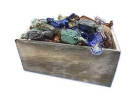 Caja Madera Gris B087/ Surtido de Bombones