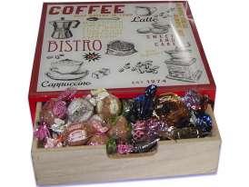 Caja Serv. Coffee/ Trufas, Vasquitos y Nesquitas c 215