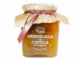 Mermelada de Ciruela./ Contiene 350 gramos