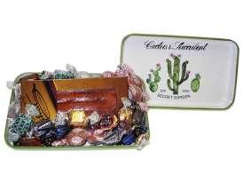Bandeja mediana cactus/ Especialidades Turrón