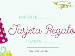 Nueva Tarjeta Regalo
