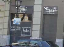 Confituras Goya en Bilbao.