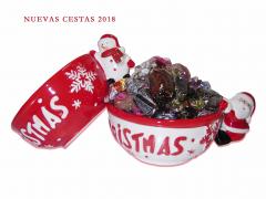 Catálogo de Cestas de Navidad 2018