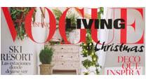 Confituras Goya en Vogue Living Christmas.