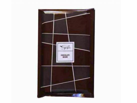 Tableta de Chocolate Negro. 100 gramos