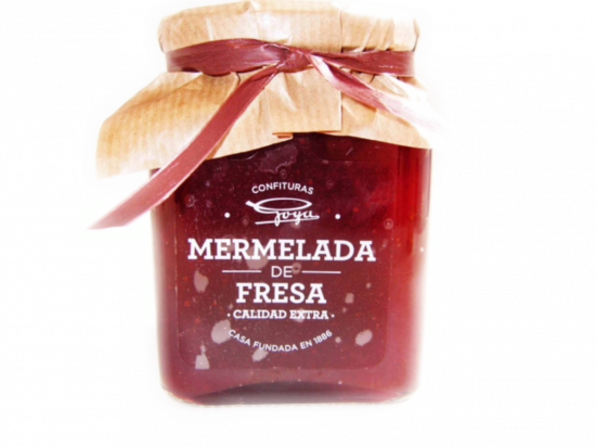 Mermelada de Fresa./ Contiene 350 gramos